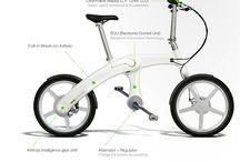 Mando Footloose Electric Bike / by Electric Bike Report