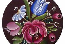 Bauernmalerei —   роспись