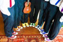 Lego + Rainbow Themed Wedding {May 9, 2015 Inspiration}