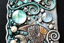 keramic fish