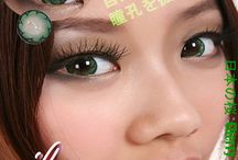 Color Contact Lens / Color Contact Lens