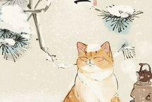 love japan cat   ^-^