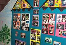 Bulletin Boards and Wall Displays / by Leslie Platzke