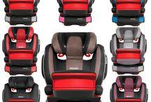 Sillas de Auto Grupo 1/2/3 / Sillas de Auto para niños a partir de 72 cm hasta los 135cm.