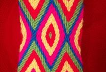 Wayuu/ mochila / Handwerk