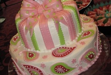 Krystal's baby shower! / by Felicia Ybarra