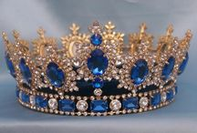 Crowns and tiara,s