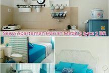 Sewa Apartemen Mediterania 2 Tanjung Duren