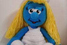 Amigurumi / Crochet toys, amigurumi