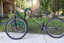 weird bikes