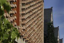 Brick / Brick types, bonds, mortar and patterns