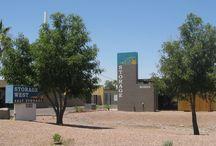 Chandler / Storage West Self Storage Chandler is a self-storage facility located in Chandler, Arizona.  1262 North Arizona Avenue, Chandler AZ 85225 480-963-7175