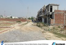 Others / Residential Land Near Amausi Airport Lucknow, Semi Furnished