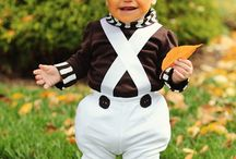 Baby and Kids Halloween Costumes