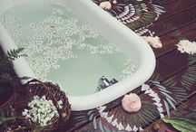 • bathrooms •