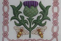 needlework / Hand made needlework