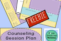Counselling planning template