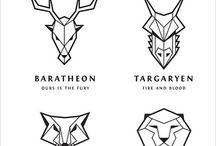 animal linę logos