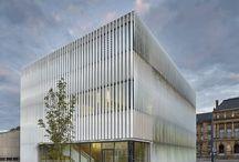 office facades
