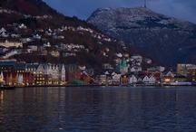 Hurtigruten Ports of Call in Norway / by Hurtigruten