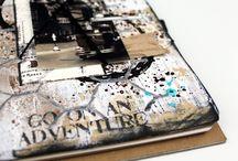 CCB Traveling Art Journal