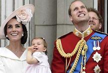 Královská rodina -v této době