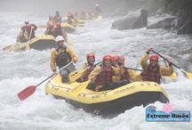 Extreme Waves Rafting 23 Agosto 2014