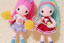 Crochet  Knitting and Sewing Toys TiTa