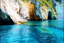 Travel paxos island greece