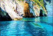 Travel paxos island greece