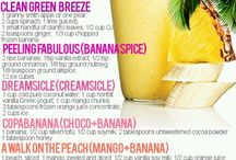Smoothies / Healthy smoothies