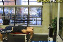 Triceps Aislamiento