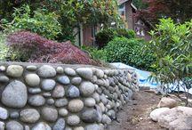 Rocks & walls