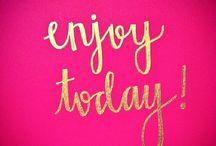 Everydays a different day..enjoy