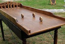 jocuri de lemn