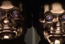 Face hackig : 3D projection Mapping