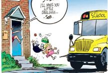 BACK TO SCHOOL! / It's really the most WONDERFUL time of the year!