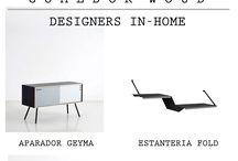 DESIGNERS IN-HOME RECOMIENDA