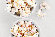 Popcorn ~ #1 Food / by Debbie Mattson Thompson