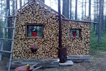 love this wood pile!
