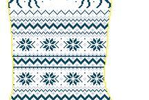 cross stitch stocking