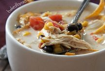 Crock 'O...Soups & Chili / by Angie Enloe