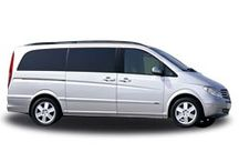 Mercedes Viano Ambiente Automatic, Car hire. Rent a car in Crete / Heraklion Area, Greece. Rates & Availability, Online Booking