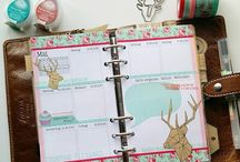 journal filofax scrapbooking