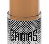 COVERCREAM GRIMAS / Covercream GRIMAS en panstick usado para base de maquillaje de belleza, teatro, fotografía o televisión.