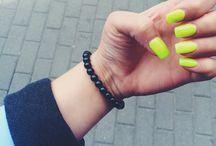 Nails / Nails neon