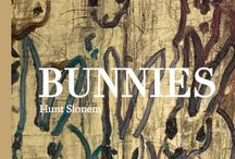 Bunnies / by Hunt Slonem / by Glitterati Incorporated