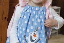 Frozen kids clothes