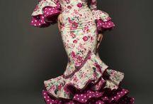 trajes flamenca y complementos