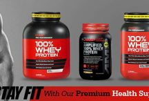 Workout Essentials / Weight Loss-Gain / Health Supplements / Products & information based on health supplements and regular intakes for a healthy life style